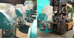 20T Maize Flour Milling Machine Export to Uganda